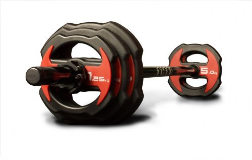 Ignite V2 Urethane Studio Barbell Set